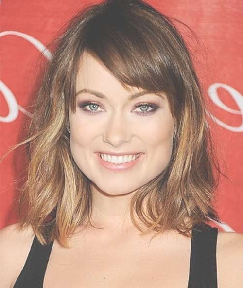 52 Short Hairstyles For Round, Oval And Square Faces Pertaining To Recent Medium Haircuts For Square Jaws (View 11 of 15)