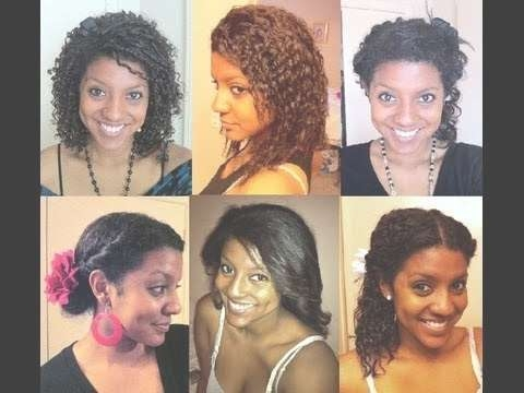 53 Best Transitioning Natural Hairstyles Images On Pinterest Pertaining To Most Current Medium Haircuts For Transitioning Hair (View 5 of 25)