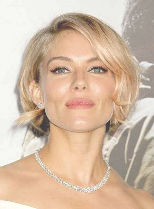 """54 Celebrity Short Hairstyles That Make You Say """"wow!"""" Pertaining To Celebrity Short Bob Hairstyles (View 5 of 25)"""