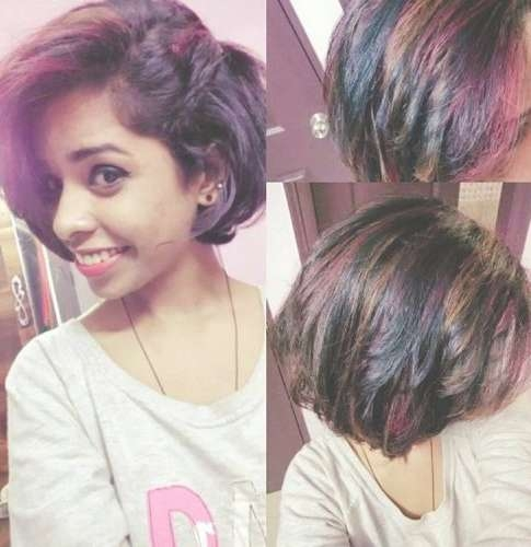 55 Cute Bob Hairstyles For 2017: Find Your Look For Indian Bob Haircuts (View 23 of 25)
