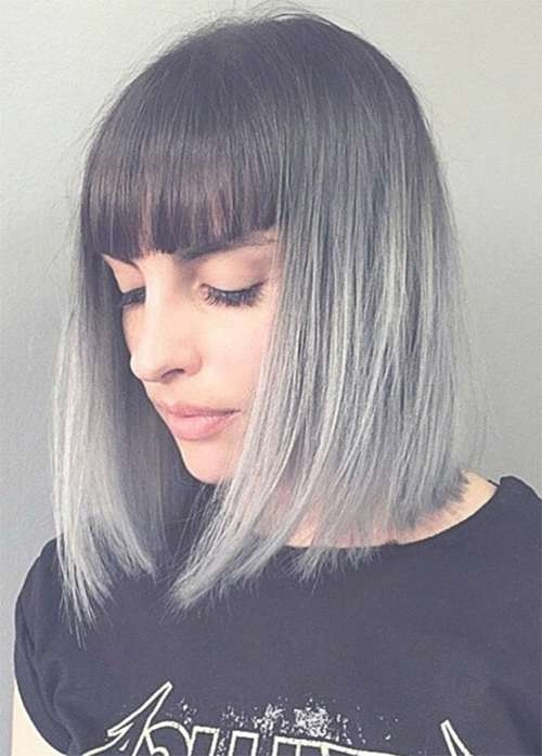 55 Incredible Short Bob Hairstyles & Haircuts With Bangs Regarding Bob Hairstyles With Bangs (View 12 of 25)