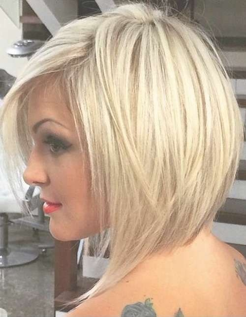 576 Best Hair Images On Pinterest | Short Hair, Hair Ideas And Inside Medium To Short Bob Haircuts (View 4 of 25)