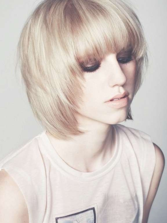 59 Best Hairstyles For Long Hair Images On Pinterest | Hair Cut Within Most Recent Easy Care Medium Hairstyles For Fine Hair (View 3 of 15)