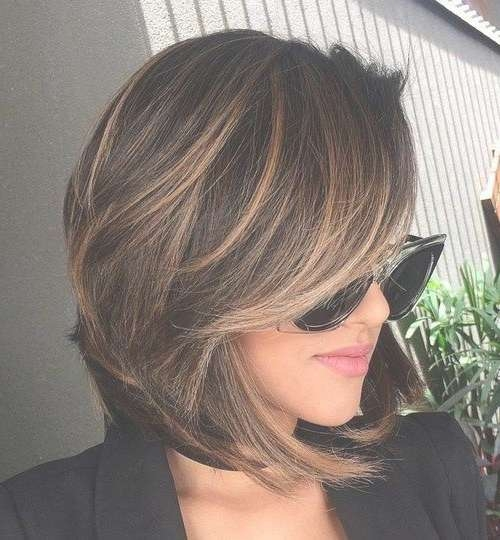 60 Best Hairstyles For 2018 – Trendy Hair Cuts For Women Pertaining To Most Current Medium Haircuts For Women In Their 30S (View 24 of 25)