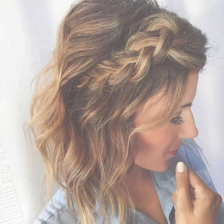 60 Cute Boho Hairstyles For Short, Long, Medium Length Hair Pertaining To Newest Boho Medium Hairstyles (View 2 of 25)