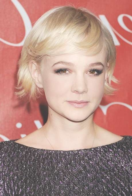 60 Hottest Celebrity Short Haircuts For 2018   Styles Weekly Regarding Celebrity Short Bobs Haircuts (View 11 of 25)