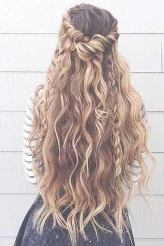 60 Prom Hairstyles For Long Hair | Pageant Planet Intended For Newest Long Prom Hairstyles (View 8 of 25)