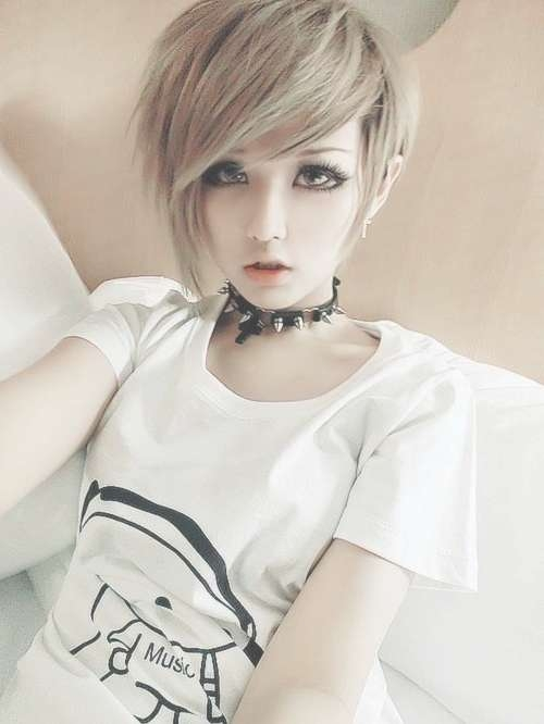 603 Best Beautiful Bobs Images On Pinterest | Hair Cut, Hair With Regard To Anime Bob Haircuts (View 6 of 25)