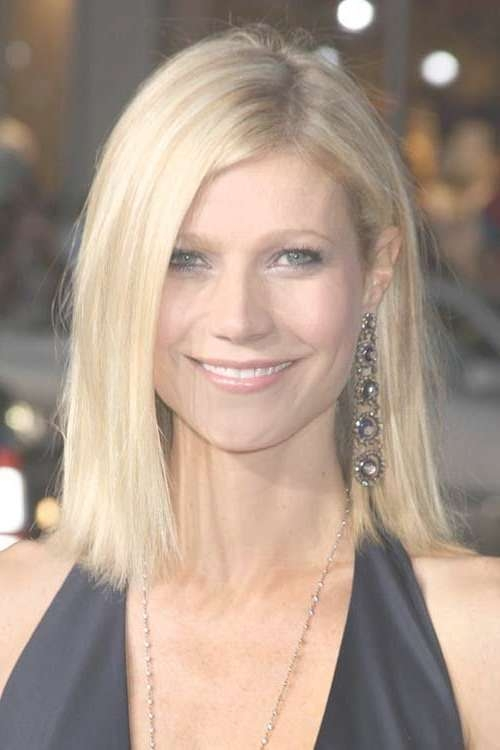 65 Best Celebrity Haircuts Images On Pinterest | Celebrity With Regard To Most Recently Medium Haircuts For Celebrities (View 21 of 25)
