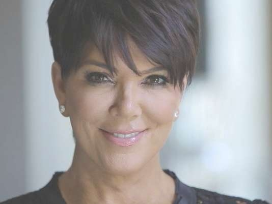 65 Best I Love Kris!!! Images On Pinterest | Short Hairstyle Intended For Most Popular Medium Haircuts Kris Jenner (View 25 of 25)