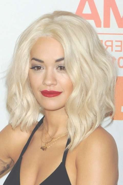 65 Best Rita Ora ••style&beauty•• Images On Pinterest | Rita Ora For Most Recently Rita Ora Medium Hairstyles (View 3 of 15)