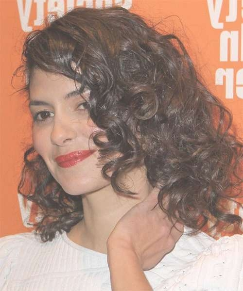 6522 Best Long Hair Images On Pinterest   Hairstyle Ideas, Hair With Regard To Most Current Audrey Tautou Medium Haircuts (View 13 of 25)