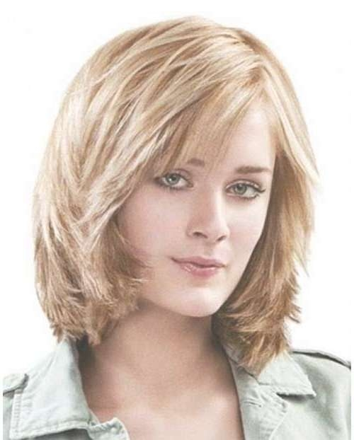 66 Best Hair Images On Pinterest | Hair Cut, Hair Dos And Short Films Pertaining To Latest Choppy Medium Hairstyles For Thick Hair (View 2 of 15)