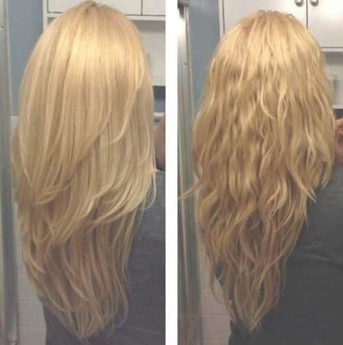 Displaying photos of v shaped layered medium haircuts view 8 of 25 67 best hair images on pinterest hair dos long hair and hair cut within previous photo v shaped layered medium haircuts solutioingenieria Image collections