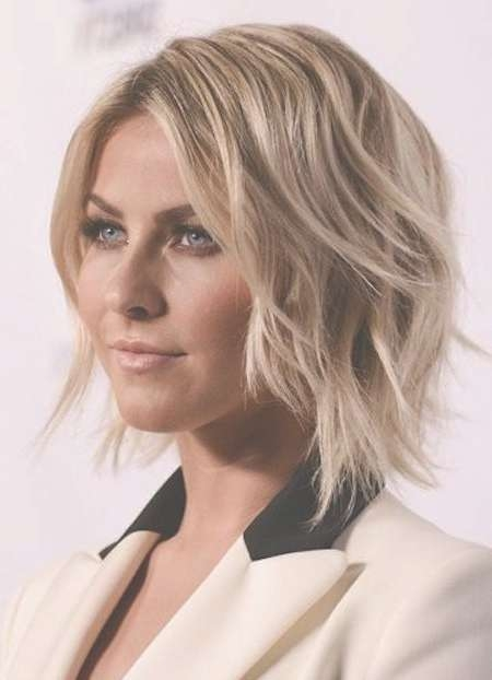 67 Best Wavy Haircut & Styles Images On Pinterest | Hairdos, Hair With Best And Newest Medium Hairstyles That Frame The Face (View 5 of 25)