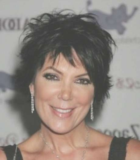 68 Best Hair Do Ideas Images On Pinterest | Hairstyle Ideas, Pixie Pertaining To Most Recently Kris Jenner Medium Haircuts (View 21 of 25)
