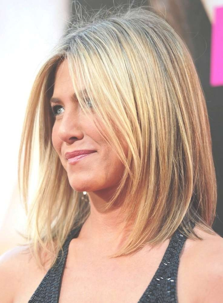 69 Best Hairstyles Images On Pinterest | Short Films, Make Up In Most Recently Easy Care Medium Hairstyles For Fine Hair (View 4 of 15)