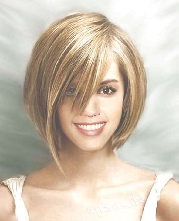 7 Best Frisuren Images On Pinterest | Hair Cut, Short Hair And With Regard To Most Recent Medium Haircuts For Big Noses (View 6 of 25)