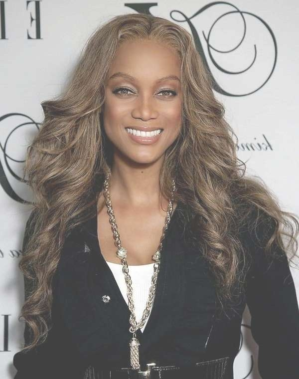 7 Best Long Bob Hairstyles Round Faces For Black Women 2015 Images Throughout Most Recent Medium Haircuts For Round Faces Black Women (View 21 of 25)