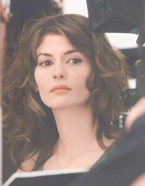 7 Best Shoulder Length Hair Images On Pinterest | Audrey Tautou Inside Most Current Audrey Tautou Medium Haircuts (View 1 of 25)