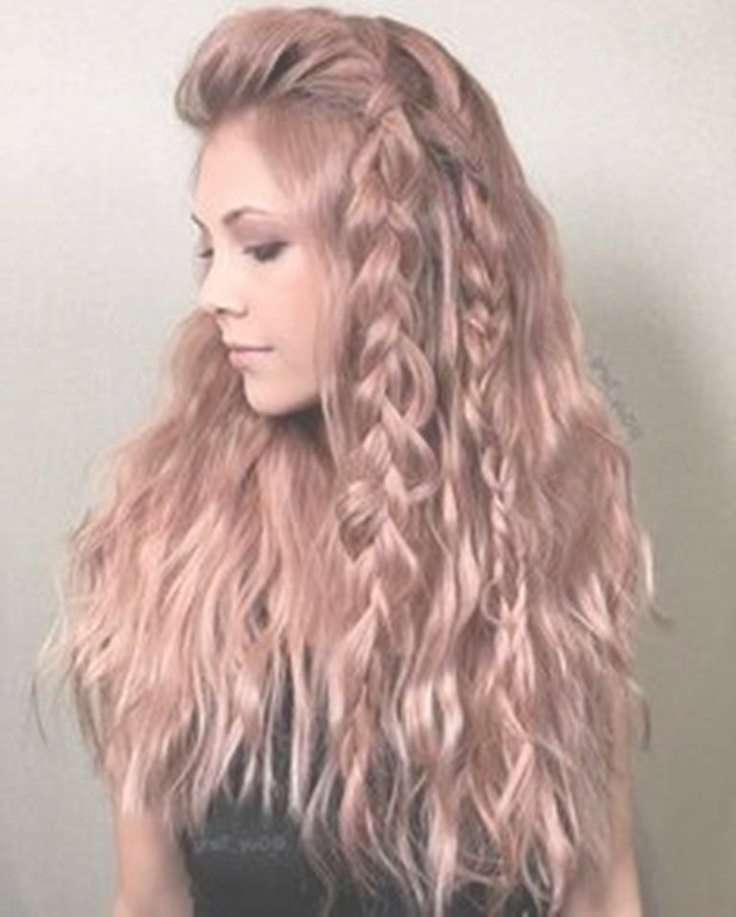 704 Best Facebook Page: Hair And Hair Styles Images On Pinterest With Regard To Best And Newest Boho Medium Hairstyles (View 17 of 25)