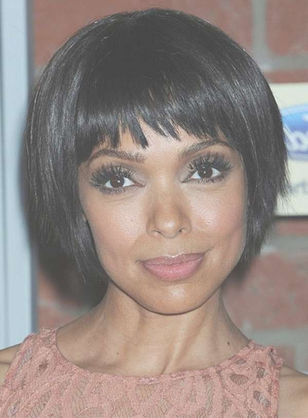 72 Short Hairstyles For Black Women With Images [2018 Within 2018 Medium Haircuts For Black Women With Oval Faces (View 7 of 25)