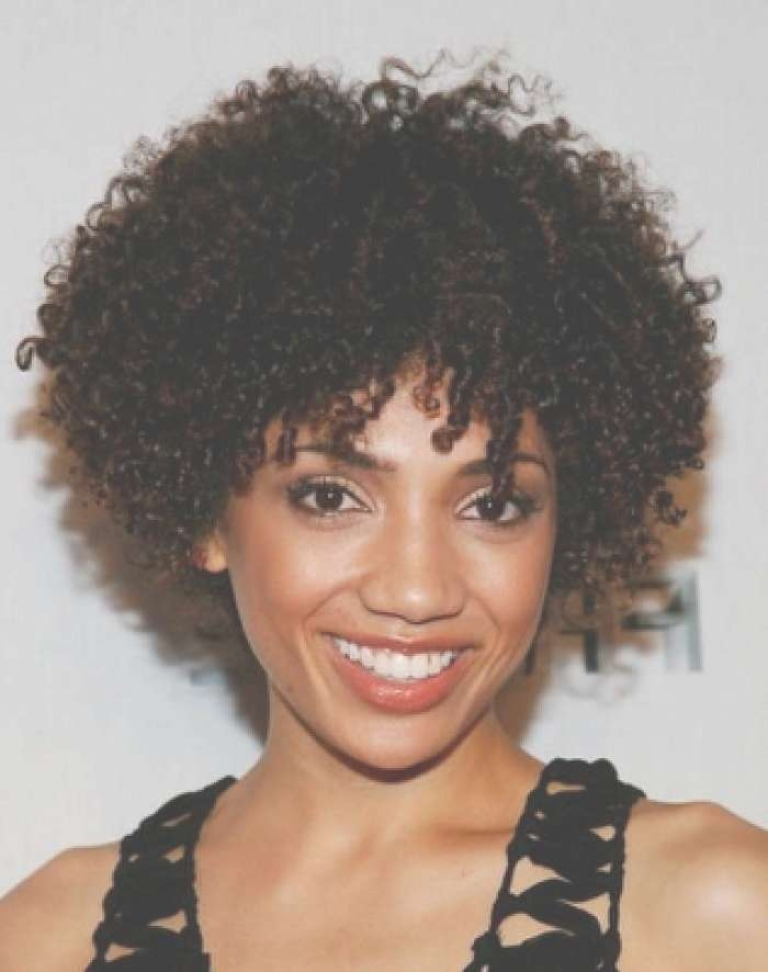 74 Best Love Your Natural Locks Images On Pinterest   African In Most Popular Medium Haircuts For Naturally Curly Black Hair (View 17 of 25)
