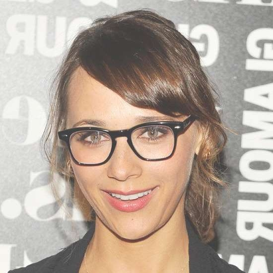 76 Best Hairstyles And Glasses Images On Pinterest | Hair Dos Pertaining To Best And Newest Medium Hairstyles For Women Who Wear Glasses (View 12 of 15)