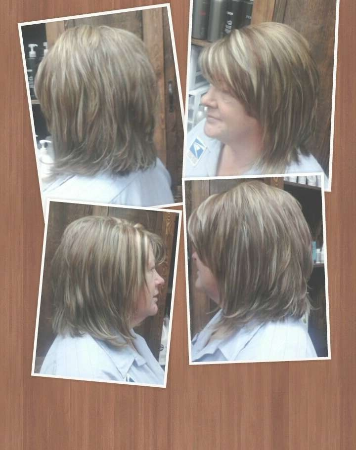 78 Best Hair Images On Pinterest | Hair Cut, Short Hair Up And With Newest Inverted Bob Medium Haircuts (View 14 of 25)