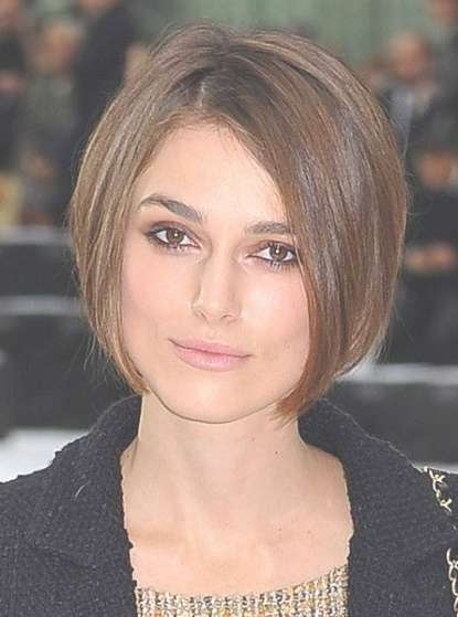 79 Best Hair! Hair! Hair! Images On Pinterest | Hair Cut, Short Intended For Bob Haircuts Without Fringe (View 10 of 25)