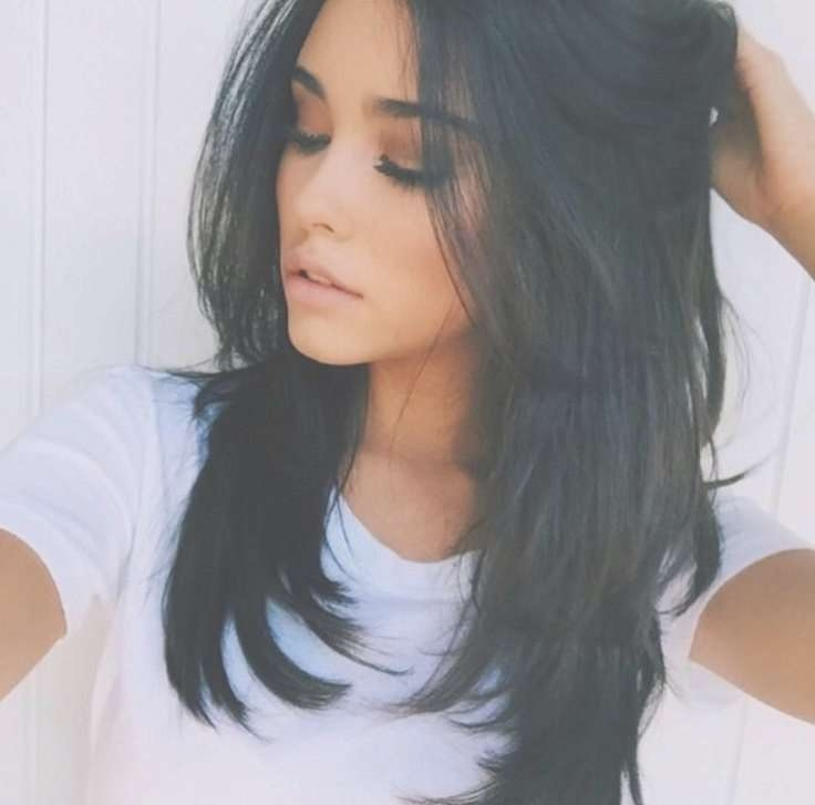 792 Best Medium Hairstyle Images On Pinterest | Hair Cut With Regard To Best And Newest Medium Haircuts In Layers (View 21 of 25)