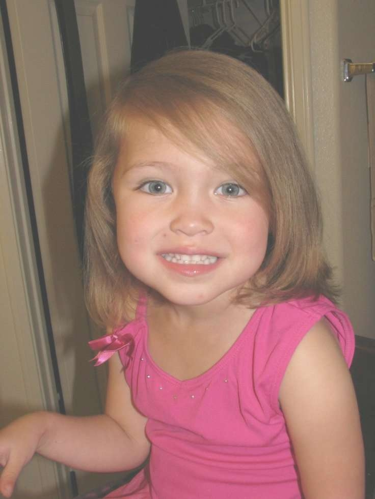 8 Best Bellas Hair Images On Pinterest | Little Girl Hairstyles Throughout 2018 Kids Medium Haircuts With Bangs (Gallery 25 of 25)