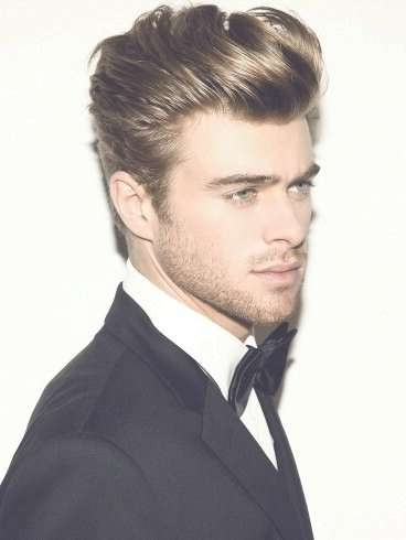 8 Best Hair Style For Men Images On Pinterest | Men's Hairstyle Regarding Current Medium Hairstyles For High Foreheads (View 17 of 25)