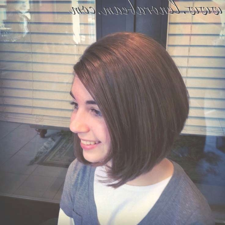 8 Best Long Bob Hairstyles Images On Pinterest | Braids, Long Bob Intended For Bob Haircuts Makeover (Gallery 4 of 25)