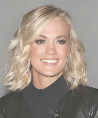 8 Carrie Underwood Bob Hairstyles (Chic Bob Haircuts You Will Envy Inside Carrie Underwood Bob Haircuts (Gallery 15 of 25)