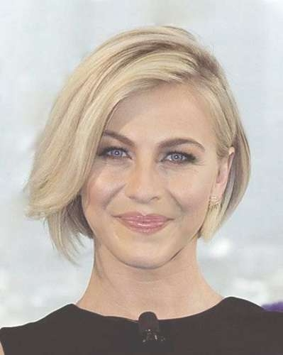 8 Julianne Hough Bob Hair (Bob Haircuts For All!) Page 1 Of 1 Inside Short Straight Bob Hairstyles (Gallery 21 of 25)
