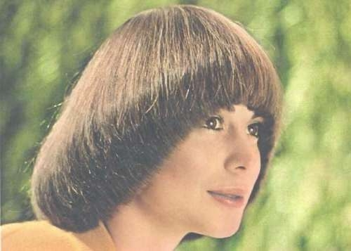 8 Vintage Spring Hair Styles From The 1970S – Mod And Mint In 1970S Bob Haircuts (View 2 of 25)
