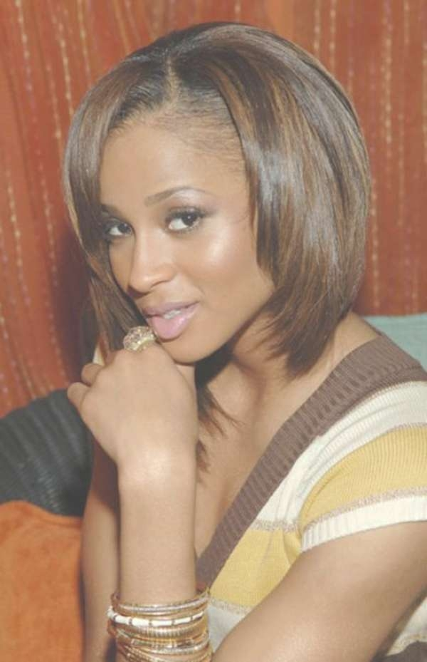 80 Amazing African American Women's Hairstyles With Tutorials For Latest Short Medium Haircuts For Black Women (Gallery 24 of 25)