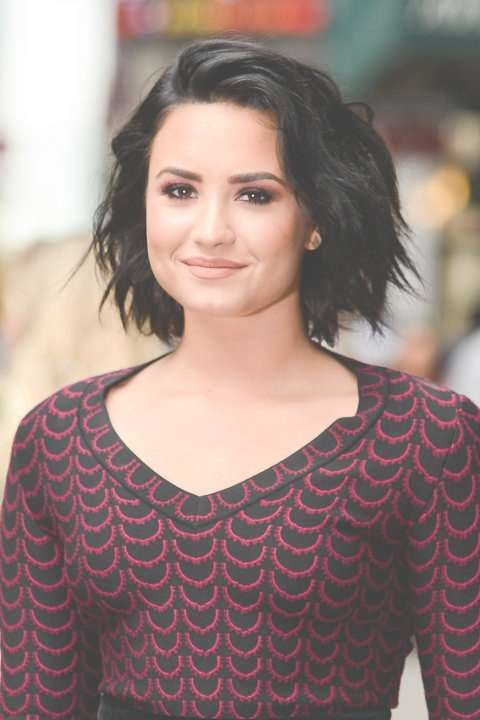 80 Long Bob Haircuts For Women 2016 – Hairiz Within Most Recent Demi Lovato Medium Haircuts (Gallery 17 of 25)