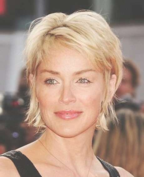 82 Best Hair Images On Pinterest | Hairdos, Short Hairstyle And With Regard To Most Popular Medium Haircuts For Women In Their 40S (Gallery 21 of 25)