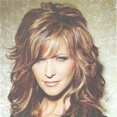 83 Latest Layered Hairstyles For Short, Medium And Long Hair For Recent Heavy Layered Medium Hairstyles (Gallery 4 of 25)