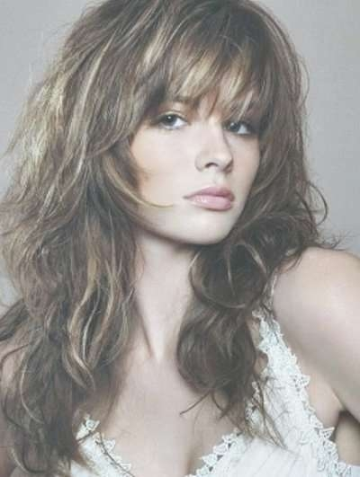 83 Latest Layered Hairstyles For Short, Medium And Long Hair Inside Best And Newest Heavy Layered Medium Hairstyles (Gallery 12 of 25)