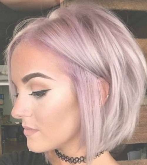 89 Of The Best Hairstyles For Fine Thin Hair For 2017 Intended For Bob Hairstyles For Fine Hair (Gallery 19 of 25)