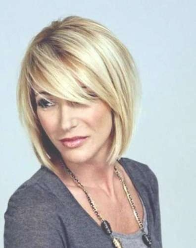 9 Latest Medium Hairstyles For Women Over 40 With Images | Medium Inside Most Up To Date Medium Haircuts For Women In 40S (View 9 of 25)