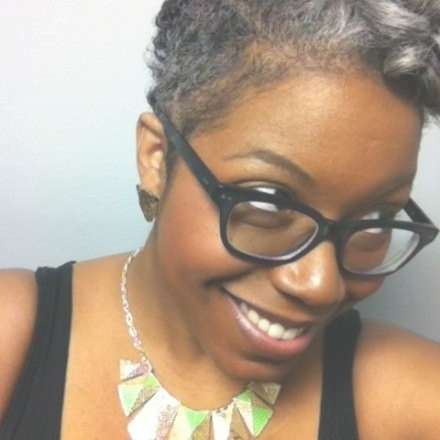 93 Best Hair For Girls Over 50 Images On Pinterest | Short Films Within 2018 Medium Hairstyles For Black Women With Gray Hair (View 9 of 15)
