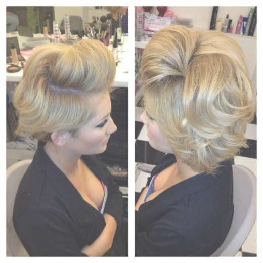 95 Best Hair Images On Pinterest | Hair Ideas, Hairstyle Ideas And In Hairdos For Bob Haircuts (View 15 of 25)