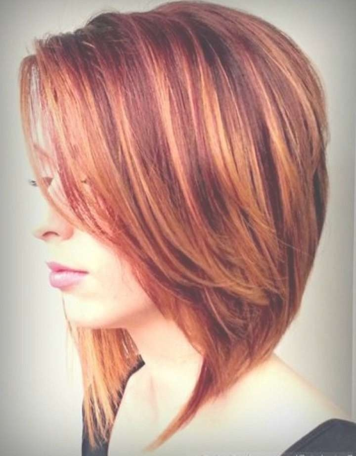 96 Best Hair Images On Pinterest | Hair Dos, Hair Colors And Human Pertaining To Most Recent Medium Haircuts With Red Hair (View 16 of 25)