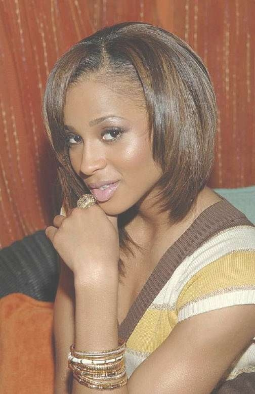 African American Hairstyles For Medium Short Hair | Hair Flat Throughout Latest Medium Hairstyles For African American Women (View 19 of 25)