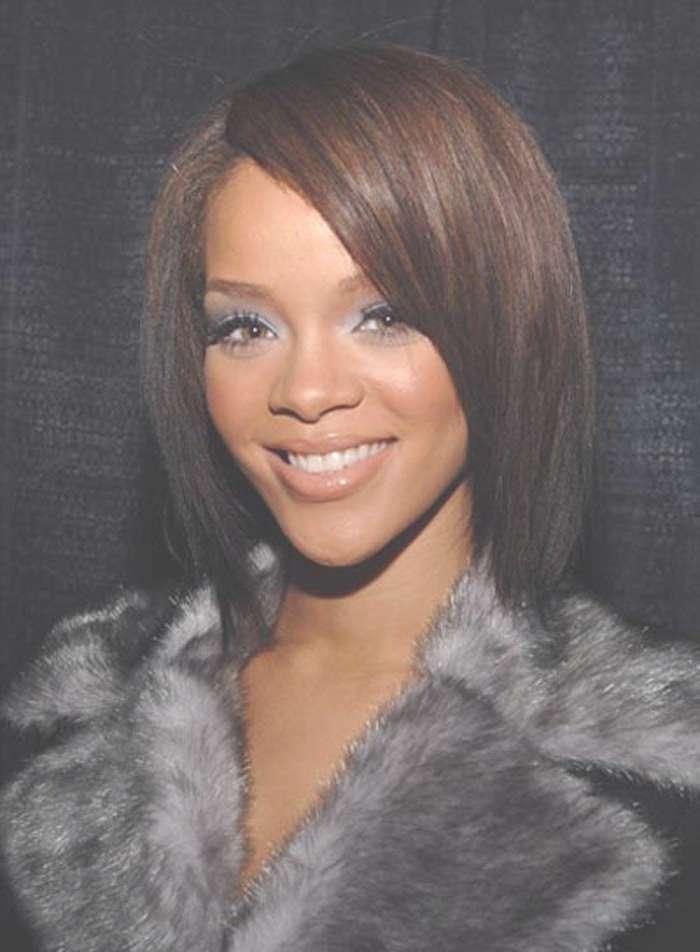 African American Medium Length Hairstyles – Hairstyles Website With Newest Medium Hairstyles For African American Hair (View 6 of 15)