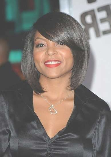 African American Medium Length Hairstyles – Hairstyles Website Within Most Up To Date African American Medium Hairstyles (View 23 of 25)
